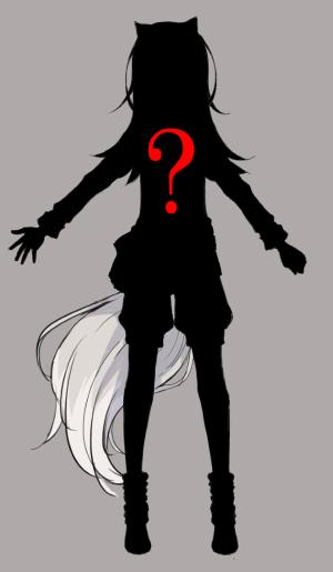 Mystery silver mofumofu