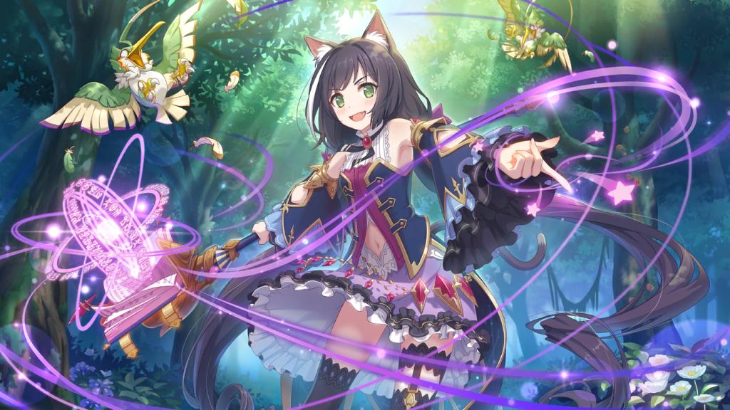 Kyaru from  Princess Connect! Re:Dive Offical Art