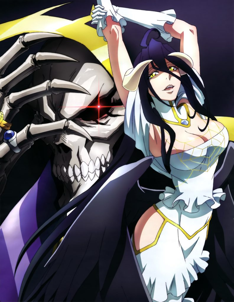 Overlord Official Art